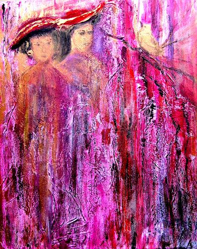 Agnes Vonhoegen Art Fantasy Abstract art Contemporary Art