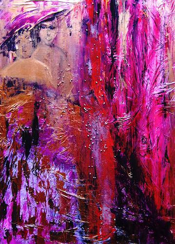 Agnes Vonhoegen, Faszination der Farben, Abstract art, Fantasy, Contemporary Art