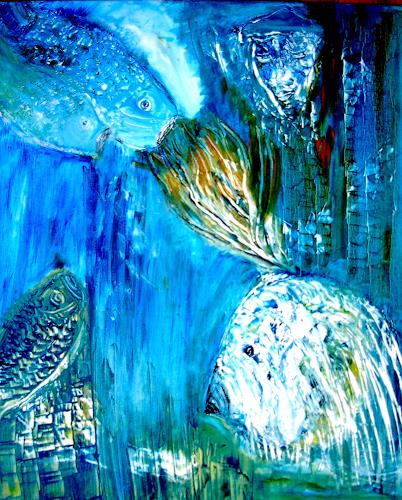 Agnes Vonhoegen Art Nature: Water Fantasy Contemporary Art