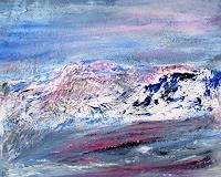Agnes-Vonhoegen-Landscapes-Mountains-Landscapes-Winter-Contemporary-Art-Contemporary-Art