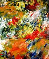 Agnes-Vonhoegen-Abstract-art-Plants-Flowers-Contemporary-Art-Contemporary-Art