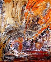 Agnes-Vonhoegen-Romantic-motifs-Decorative-Art-Modern-Age-Abstract-Art