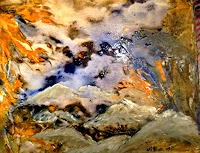 Agnes-Vonhoegen-Fantasy-Abstract-art-Modern-Age-Abstract-Art