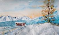 Agnes-Vonhoegen-Landscapes-Winter-Nature-Contemporary-Art-Contemporary-Art