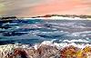A. Vonhoegen, Ein Tag am Meer