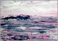 Agnes-Vonhoegen-Nature-Water-Landscapes-Mountains-Contemporary-Art-Contemporary-Art