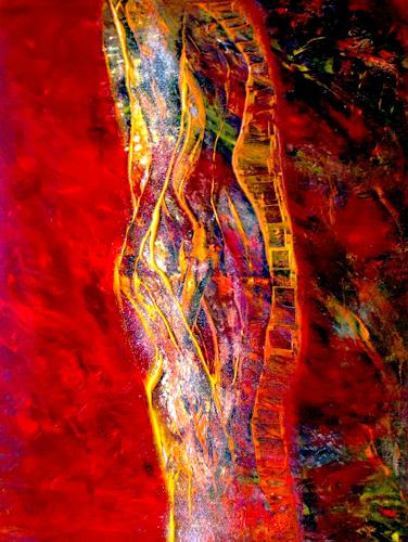Agnes Vonhoegen, o.T., Abstract art, Fantasy, Contemporary Art, Abstract Expressionism