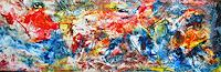 Agnes-Vonhoegen-Plants-Flowers-Abstract-art-Contemporary-Art-Contemporary-Art