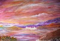 Agnes-Vonhoegen-Landscapes-Sea-Ocean-Nature-Water-Contemporary-Art-Contemporary-Art