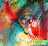 Agnes-Vonhoegen-Nature-Fantasy-Modern-Age-Abstract-Art