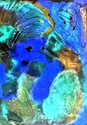 Agnes Vonhoegen, Unter Wasser, Fantasy, Contemporary Art