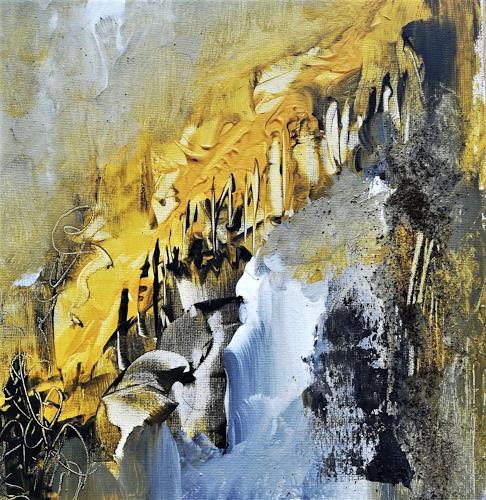 Agnes Vonhoegen, Inspiration, Abstract art, Fantasy, Abstract Art, Expressionism