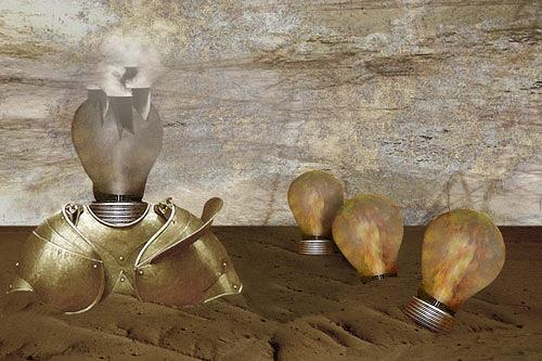 Pascale Turrek, energie, Miscellaneous, Technology, Surrealism, Expressionism