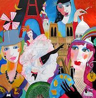 Leonore-Zimmermann-Fantasy-Decorative-Art-Modern-Age-Pop-Art