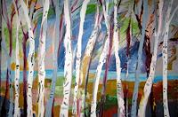 Leonore-Zimmermann-Landscapes-Nature-Modern-Age-Expressionism-Abstract-Expressionism