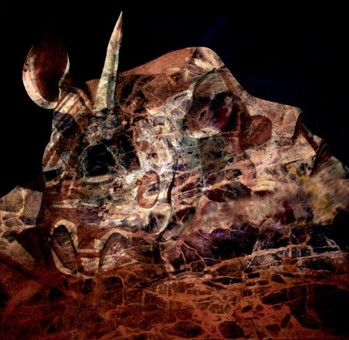 karl dieter schaller, symbiose v2, Miscellaneous, Contemporary Art