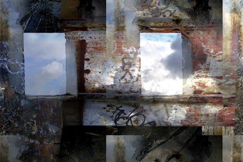 karl dieter schaller, orage odesespoir, Miscellaneous, Contemporary Art