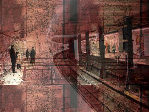 karl dieter schaller, zeitreise, Miscellaneous, Contemporary Art, Abstract Expressionism