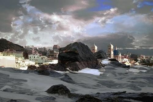 karl dieter schaller, syros attacked, Mythology