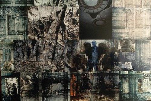 karl dieter schaller, entrailles d´un asteroide intelligent, Miscellaneous, Contemporary Art