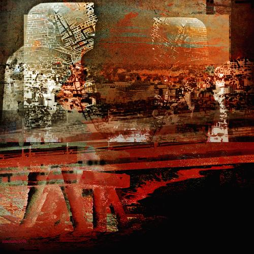 karl dieter schaller, kairo, Miscellaneous, Contemporary Art