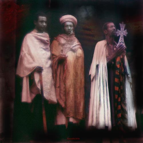 karl dieter schaller, aksum.the 3 sabanjas of the ark. v1, Miscellaneous, Contemporary Art