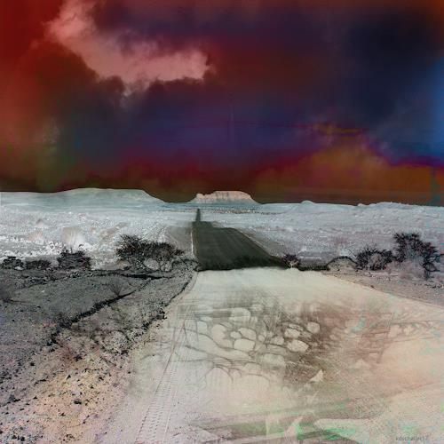 karl dieter schaller, road to ninive.detail.variante1, Miscellaneous, Contemporary Art, Expressionism