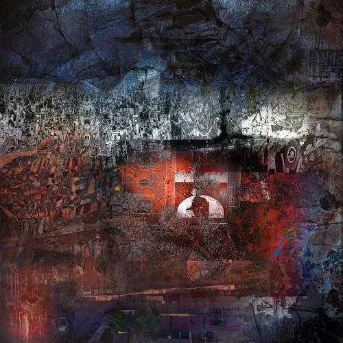 karl dieter schaller, integration. neubearbeitung.v3, Miscellaneous, Contemporary Art