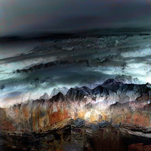 karl dieter schaller, the deep dream.version 1, Miscellaneous, Contemporary Art, Expressionism