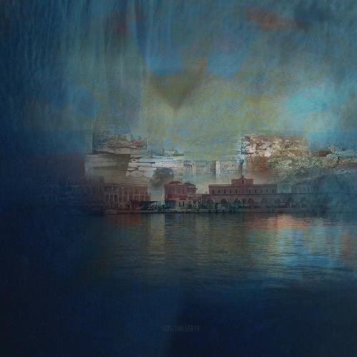 karl dieter schaller, ghost town.v1, Miscellaneous, Contemporary Art
