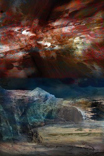 karl dieter schaller, aprés le carnage.v1, Miscellaneous, Contemporary Art