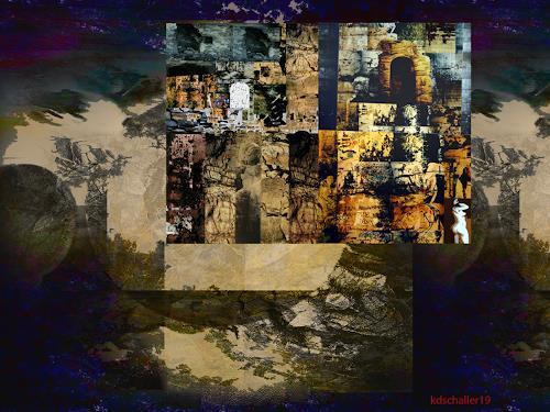 karl dieter schaller, level 5. v1, Miscellaneous, Contemporary Art