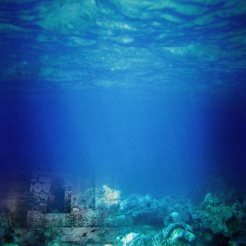 karl dieter schaller, underwater tours 2097. v3, Miscellaneous, Contemporary Art