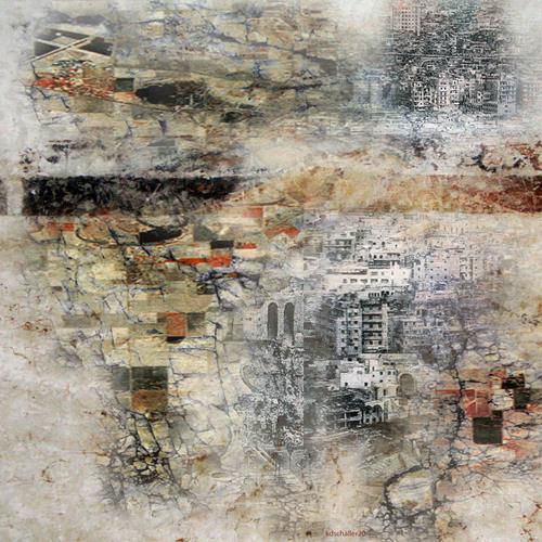 karl dieter schaller, chantier. 1 step.detail, Miscellaneous, Contemporary Art