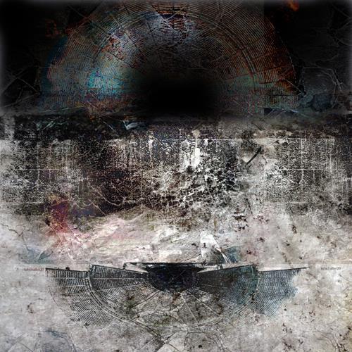 karl dieter schaller, dark heat 2, Miscellaneous, Contemporary Art, Abstract Expressionism