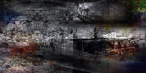 karl dieter schaller, schlacht. v2., Miscellaneous, Contemporary Art
