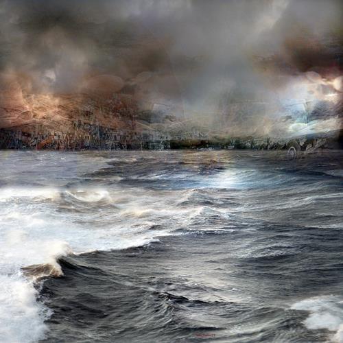 karl dieter schaller, la vie et la mort. version 1, Miscellaneous, Contemporary Art, Abstract Expressionism