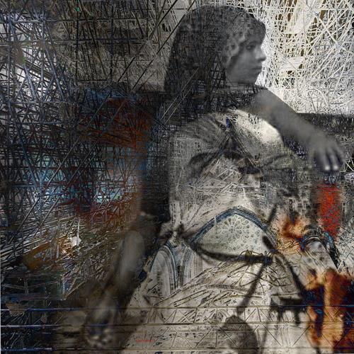 karl dieter schaller, Ma Dame.version 2, Miscellaneous, Contemporary Art