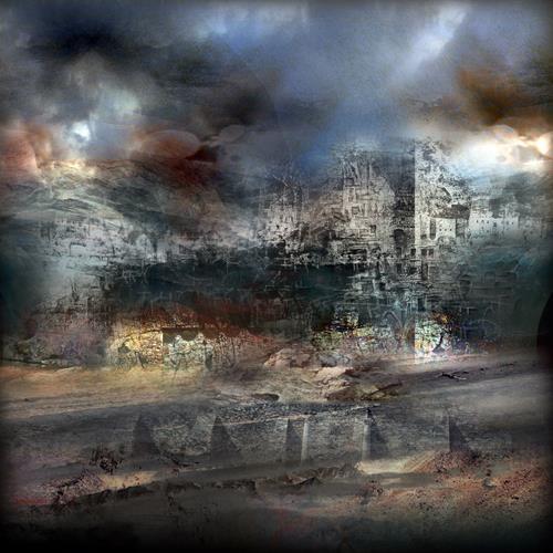 karl dieter schaller, time, the big shredder. v1, Miscellaneous, Contemporary Art