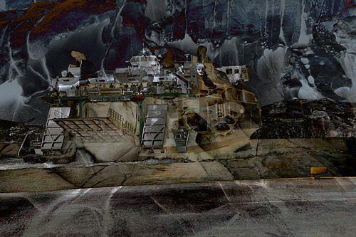 karl dieter schaller, raumbrecher, Miscellaneous, Contemporary Art, Abstract Expressionism