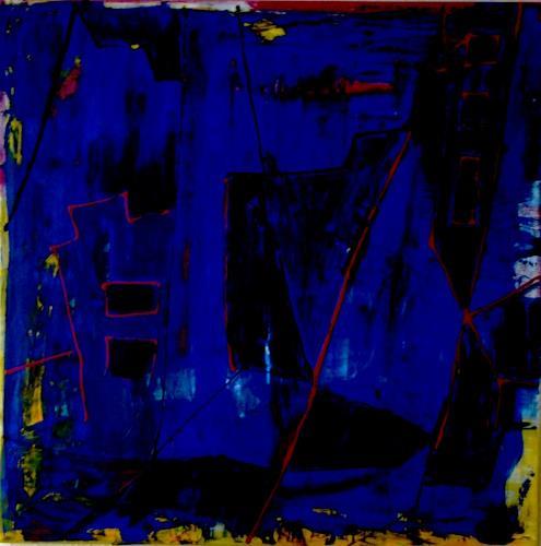 Bibi J, high hopes, Abstract art, Contemporary Art