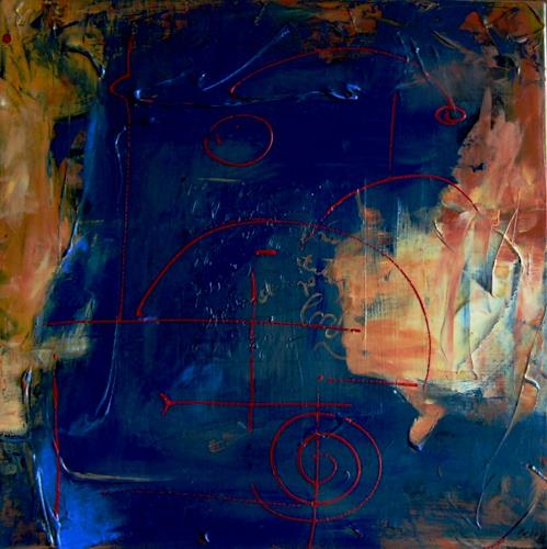 Bibi J, nascas, Abstract art, Contemporary Art, Abstract Expressionism