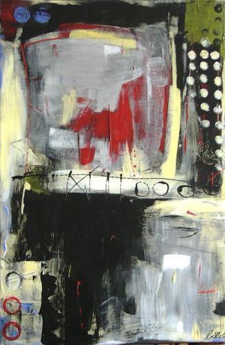 Bibi J, aus dem Dunkel, Abstract art, Miscellaneous, Abstract Art