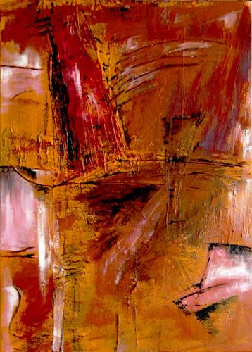 Bibi J, en bois, Abstract art, Contemporary Art