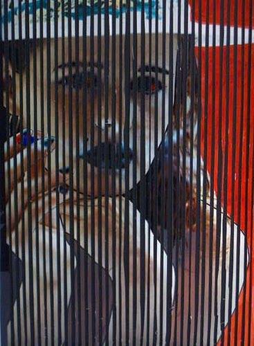 Horst  Brettschneider, Sitting On A Fence, Symbol, Emotions: Pride, Modern Age, Expressionism