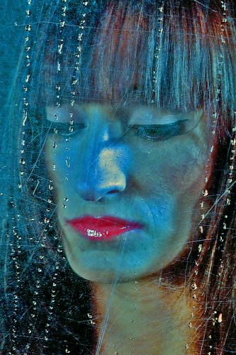 Horst  Brettschneider, RAIN, Emotions: Grief, Abstract Expressionism