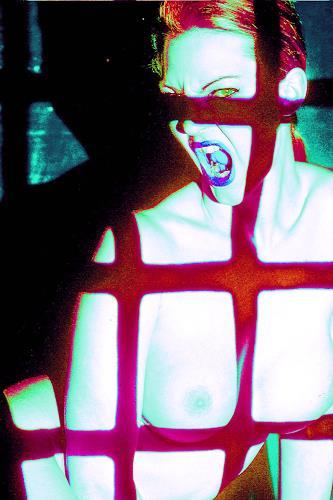 Horst  Brettschneider, N/T, Erotic motifs: Female nudes, Photo-Realism