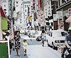 T. Kobusch, Ginza walk
