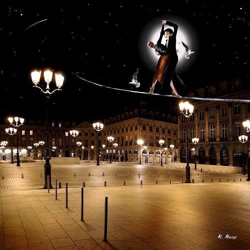 YAPIZO - Michael Maier, Sweet sadness, Fantasy, Emotions: Love, Post-Surrealism, Expressionism