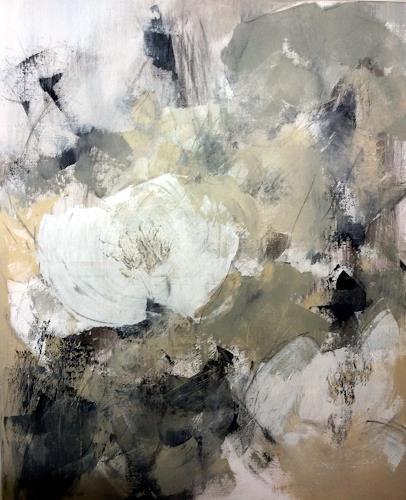 Judith SAUTHIER-Däppen, Blumen, Still life, Impressionism
